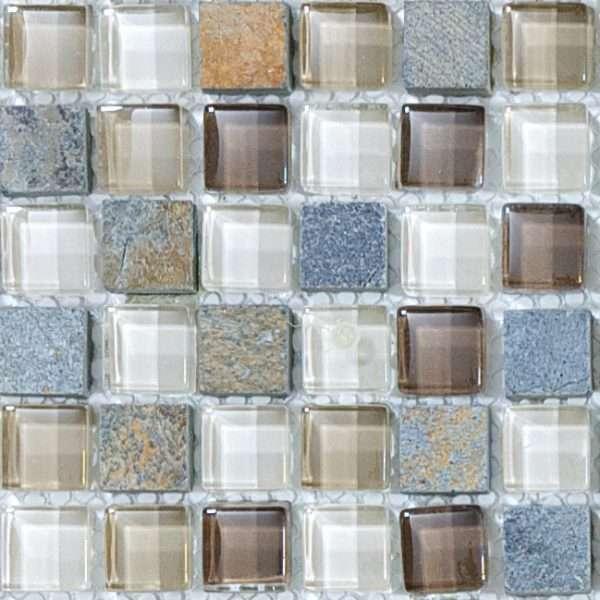 Amber_Tea_Glass_Slate_Blend_Mosaics