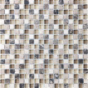 Cappucinno_glass_stone_blend_mosaics