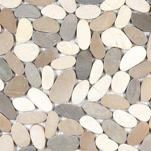 Harmony_Warm_Blend_Flat_Pebble_Mosaics