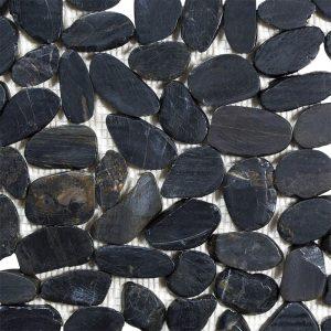 Zen_Tonga_Black_Flat_Polished_Pebble_Mosaics