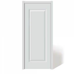 1-Panel Hollow Door