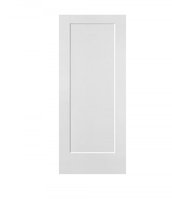 Shaker 1-Panel Solid Door