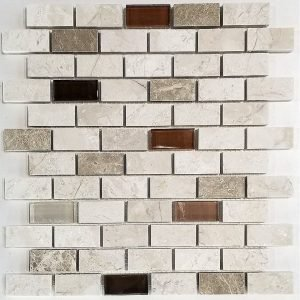 TRUSA TILE & STONE - 1x2 MOSAICS COLLECTION