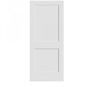 Shaker 2-Panel Solid Door