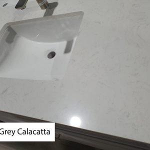 Tesoro – Grey Shaker Vanity Collection