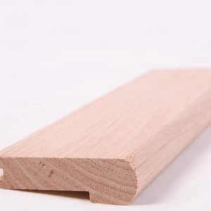 """Oak Stair Nosing 4.5"""" (Rounded)"""