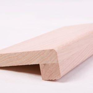 "Oak Stair Nosing 4.5"" (Squared)"