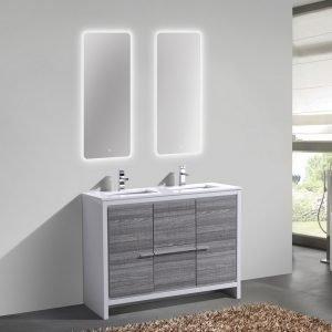 Dolce - Modern Vanity - Ash Gray