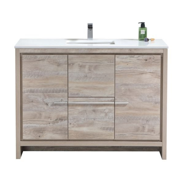Dolce - Modern Vanity - Nature Wood