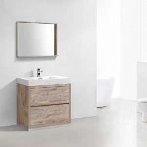 Bliss - Free Standing Modern Bathroom Vanity