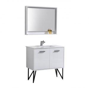 Bosco - Modern Bathroom Vanity