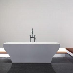 Kube Volta 71'' Free Standing Bathtub