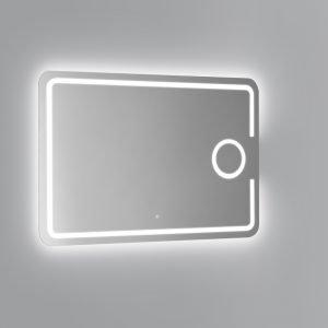"""Kube Magno 40"""" LED Mirror"""
