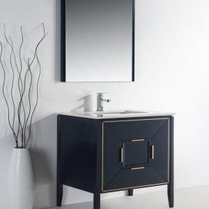 Vetro - Contemporary Vanity