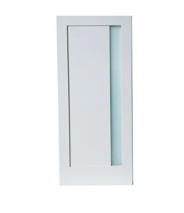 Slim Lite Modern Door