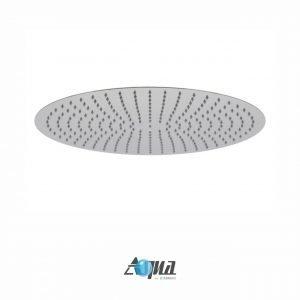 Aqua Rondo Shower Set W/ Ceiling Mount 20″ Rain Shower, Handheld And Tub Filler