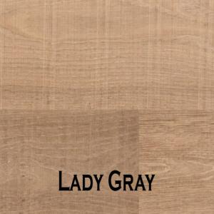 Lady Gray Fuzion - Euro Oak Northern Retreat Collection