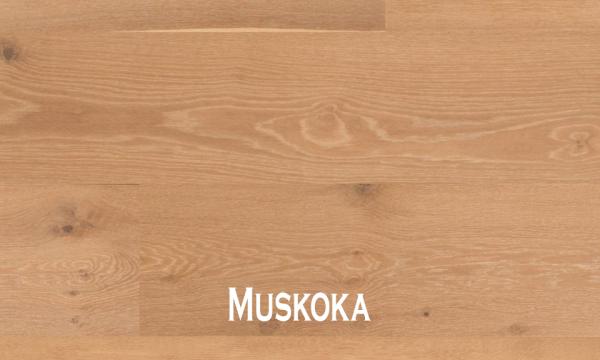 "Fuzion - Euro Oak Northern Retreat Collection 9.5"" x 5/8"""