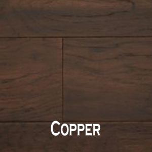 "NAF - Engineered Hardwood Hickory Collection 6.5"" x 18mm"