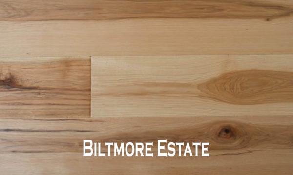 "Fuzion - Renaissance Collection 7.5"" x 9/16"" Hickory Biltmore Estate"