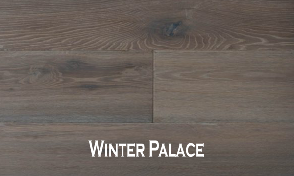 Fuzion – Renaissance Collection 7.5″ x 9/16″ Russian Oak Winter Palace