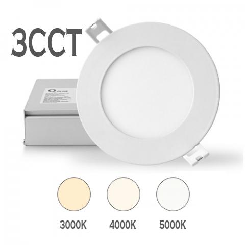 LED Slim Pot Light 3CCT