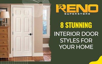 Interior Door Styles for Your Home