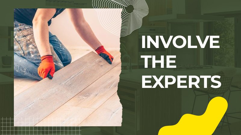 Involve the Experts - renosuperstore