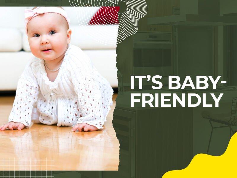 It's Baby-Friendly