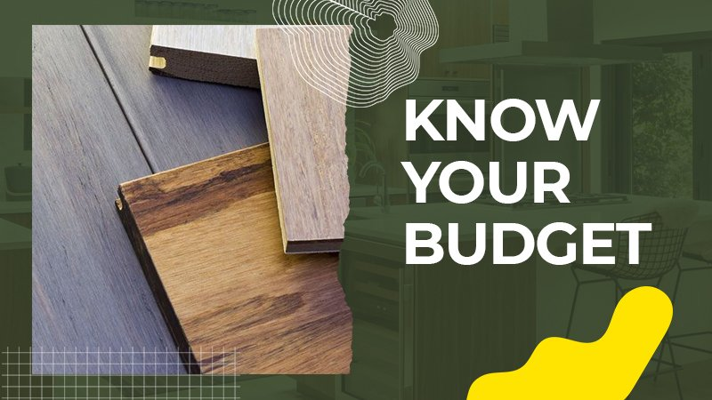 Know Your Budget - renosuperstore