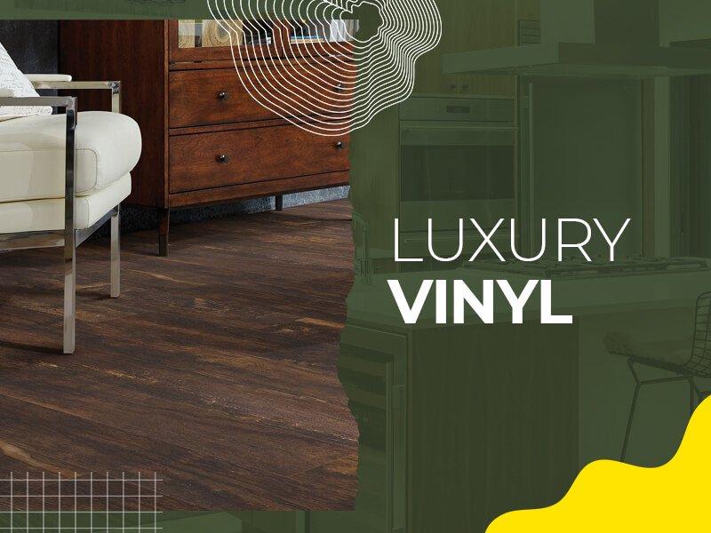 Luxury Vinyl - Reno superstore