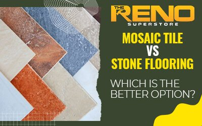 Mosaic Tile vs. Stone Flooring: Which Is the Better Option?