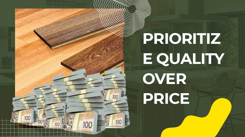 Prioritize Quality Over Price - renosuperstore