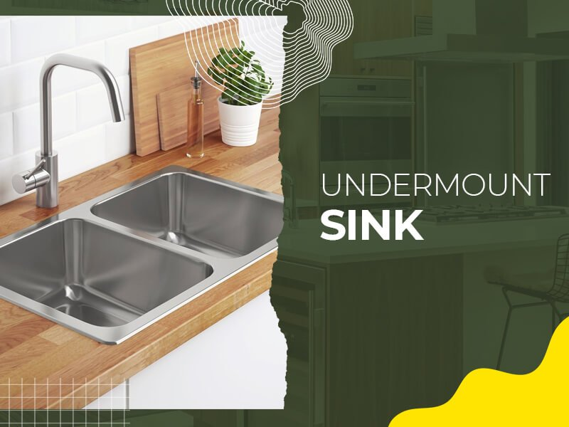Undermount Sink Vanity