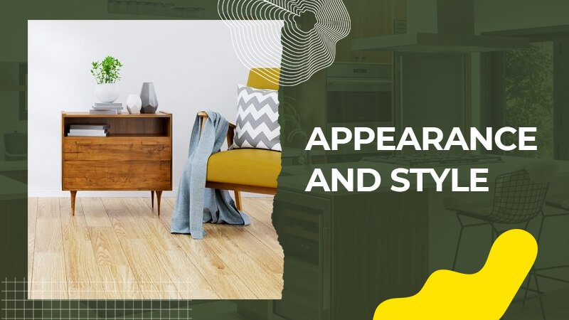 Appearance and Style