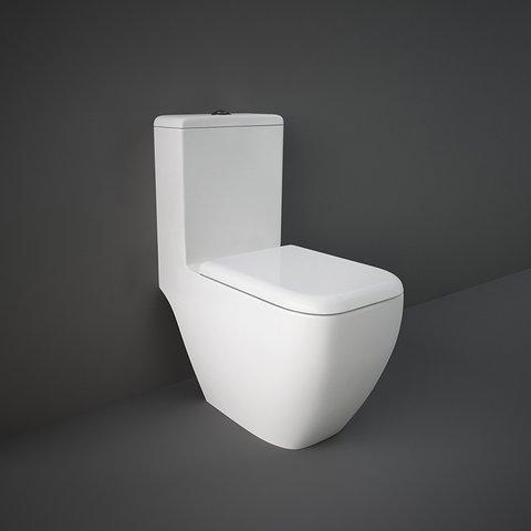 Rak: Metropolitan - 1 Piece Modern Toilet
