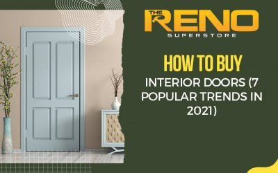 How to Buy Interior Doors (7 Popular Trends in 2021)