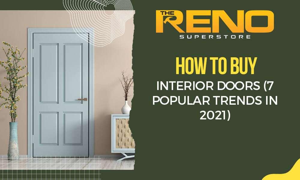 How to Buy Interior Doors