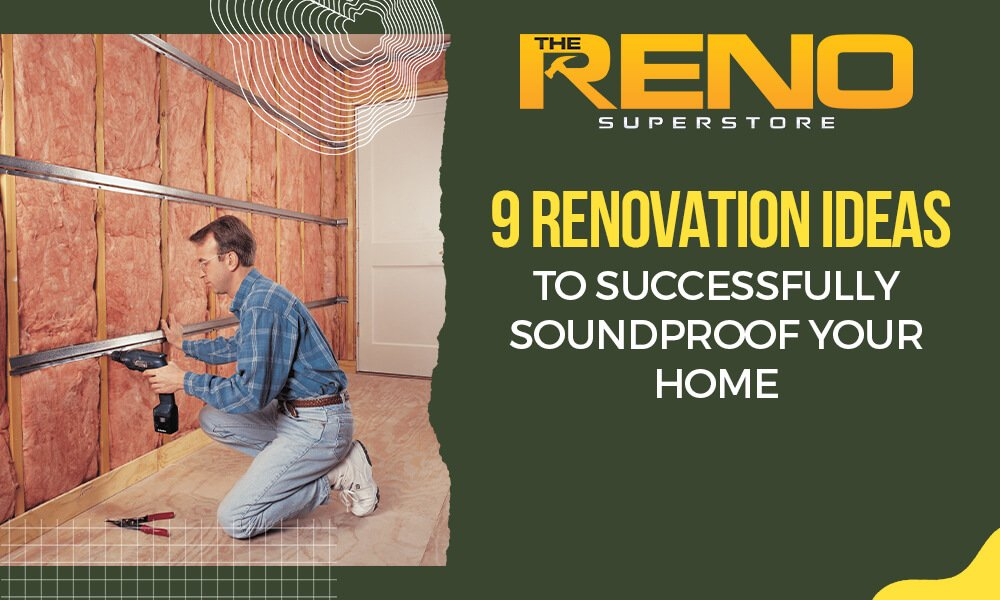 9 Renovation Ideas to Successfully Soundproof Your Home