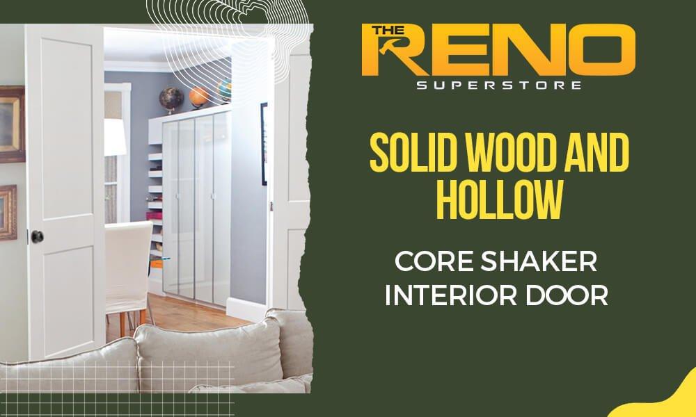 Solid-Wood-and-Hollow-Core-Shaker-Interior-Door
